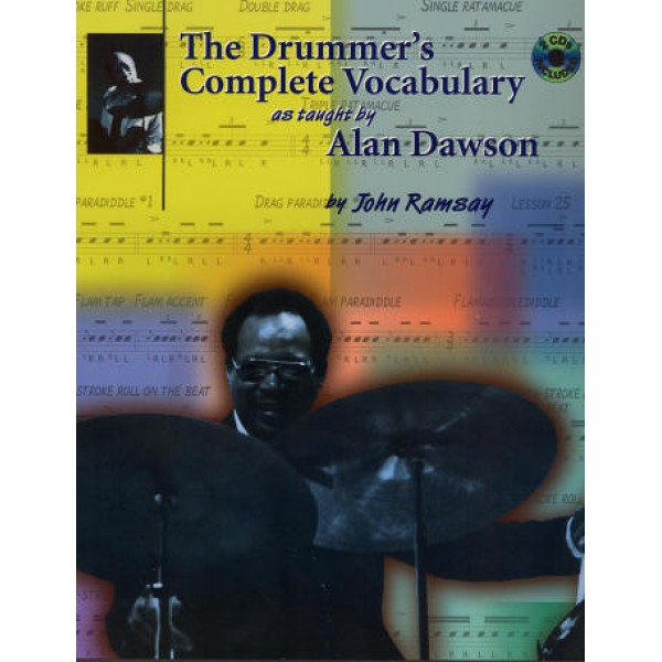 The Drummer's Complete Vocabulary by Alan Dawson