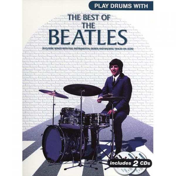 Play Drums with The Best Of The Beatles