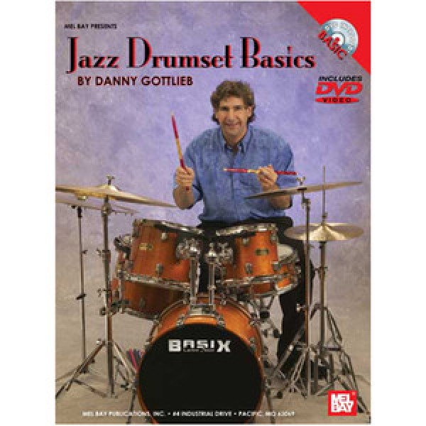 Jazz Drumset Basics by Danny Gottlieb DVD