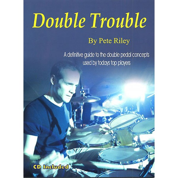 Double Trouble Pete Riley