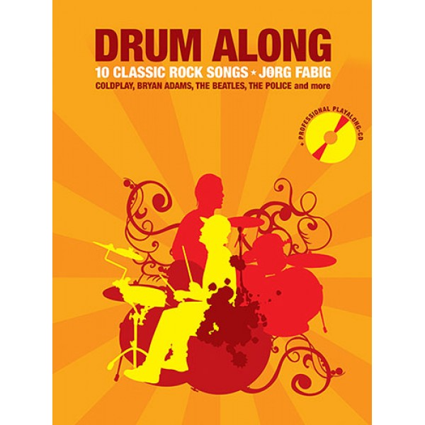Drum Along - 10 Classic Rock Songs