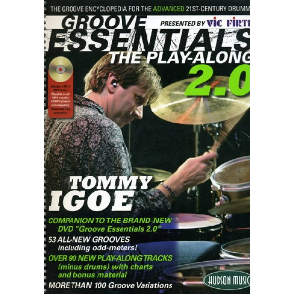 Tommy Igoe - Groove Essentials - The Play-Along 2.0