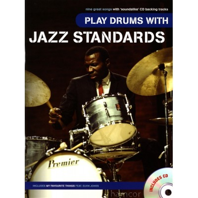 Play Drums With Jazz Standards