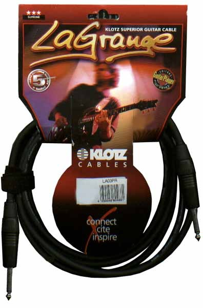 Klotz LaGrange Guitar Cable 4.5m