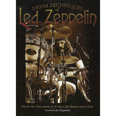 Drum Techniques of Led Zeppelin Songbook