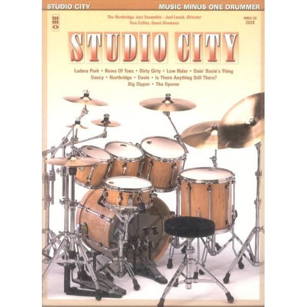 Music Minus One Drummer -MMO -CD Studio City