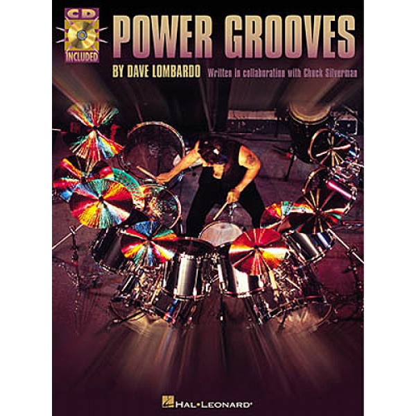 Power Grooves Dave Lombardo