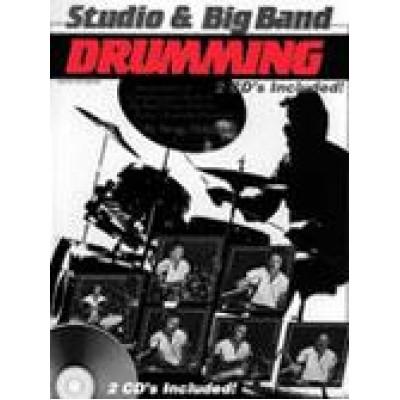 Studio & Big Band Drumming