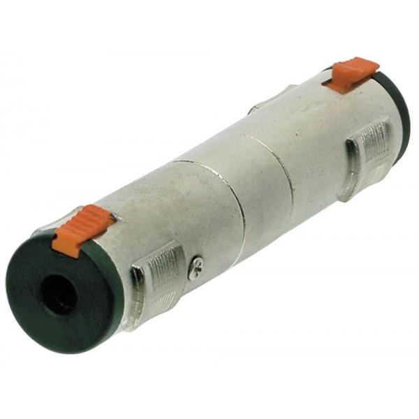 6,3 mm υποδοχή - 6,3 mm υποδοχή