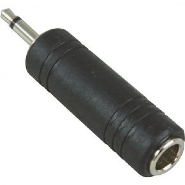 6,3mm jack -3,5mm Adapter Mono jack