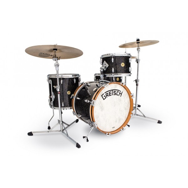 Gretsch Broadkaster Vintage 3-Piece shell pack 12/14/20 - ASP