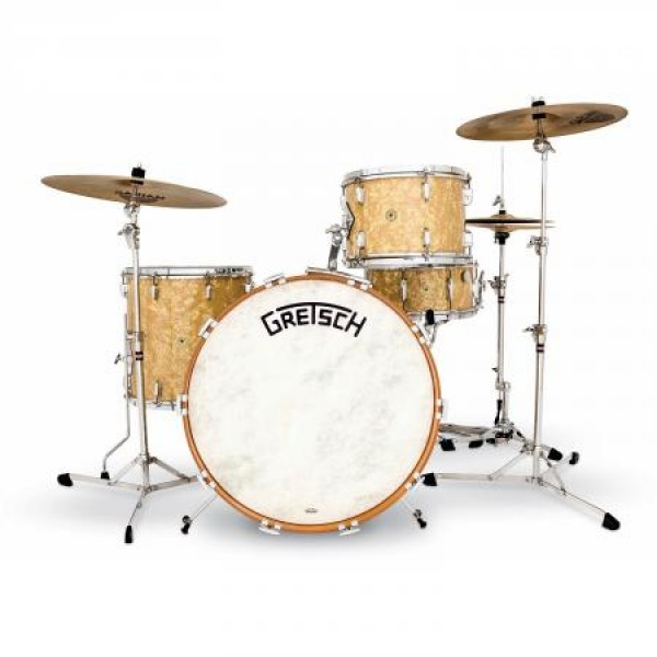 Gretsch Broadkaster 3-Piece shell pack 12/16/22 - AP