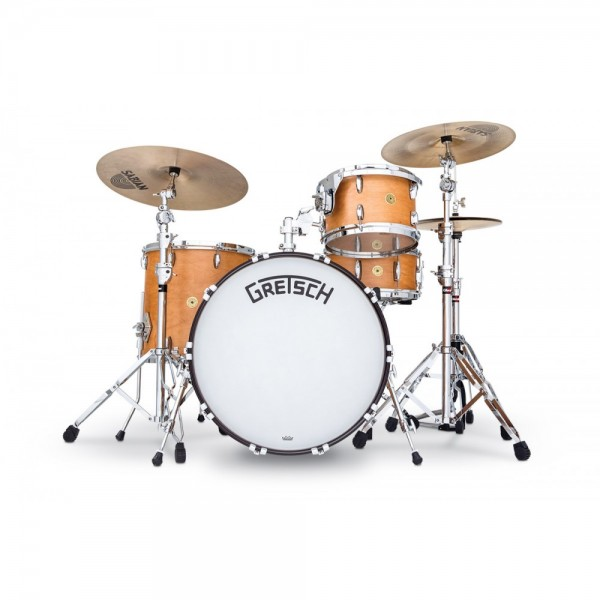Gretsch Broadkaster 3-Piece shell pack 12/16/22 - SCM