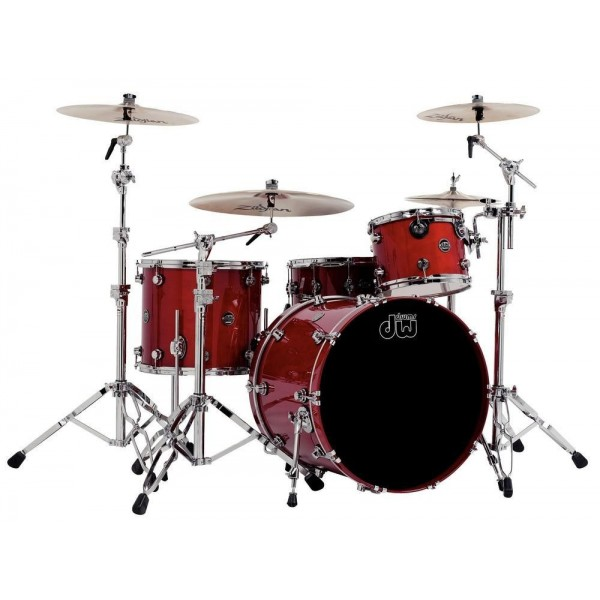 DW Performance Series Rock Candy Apple Red