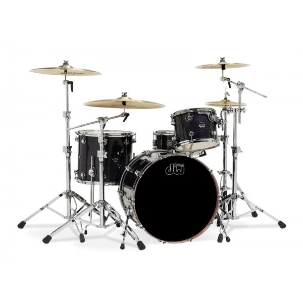 DW Performance Series Rock Ebony Stain