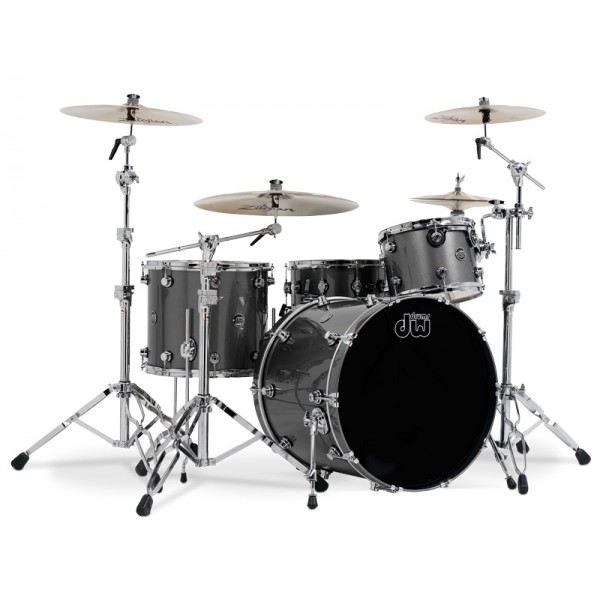 DW Performance Series Rock Gun Metal Metallic