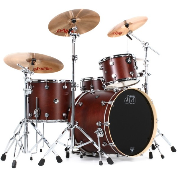 DW Performance Series Rock Tobacco Satin Oil