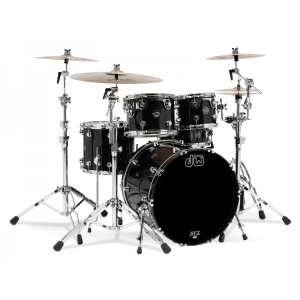 DW Performance Series Fuzion Gloss Black