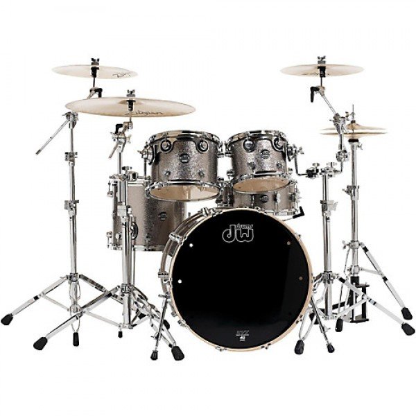 DW Performance Series Studio Titanium Sparkle