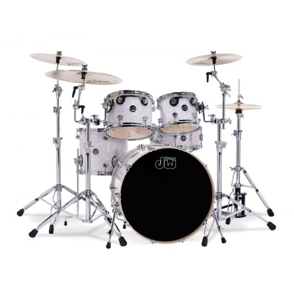 DW Performance Series Studio White Marine Pearl