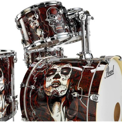 Pearl Export EXA725S Catrina's Cry Limited Edition