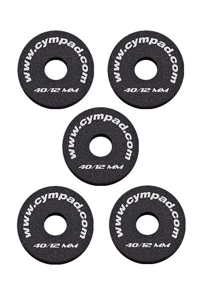 Cympad Optimizer Set Ø 40/15mm (5 Piece)
