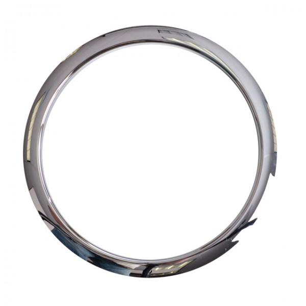 SC-GPHP-6C  Port Hole Protector 6-inch Chrome finish Gibraltar