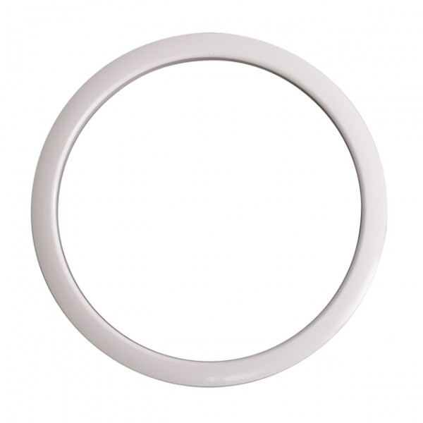 SC-GPHP-4W  Port Hole Protector 4-inch White finish Gibraltar