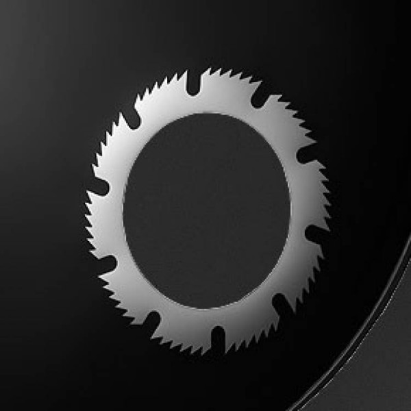 Dynamos Chrome Graphic Sawblade Remo
