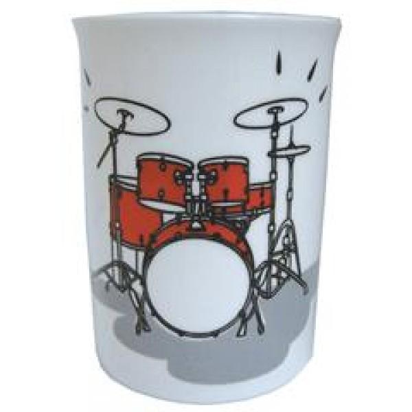 Drum Set Bone China Mug