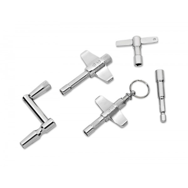 DW SM808 Drum Key Multi Pack