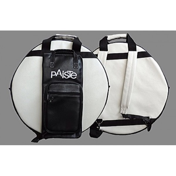 Paiste 22'' Deluxe White Leather Cymbal Bag
