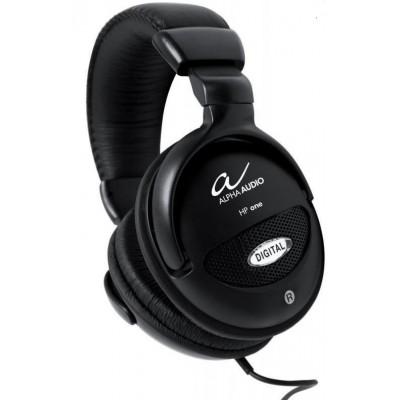 Alpha Audio HP1 Headphones Black