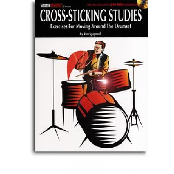 Cross-Sticking Studies - Ron Spagnardi Exercises Around