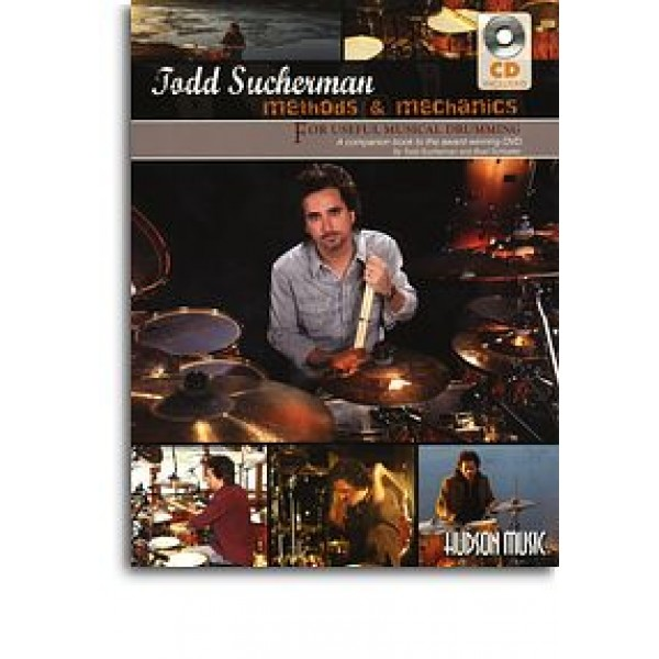 Todd Sucherman: Methods & Mechanics (Book/CD)