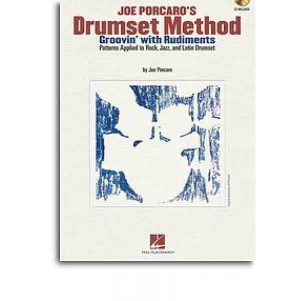 Joe Porcaro's Drumset Method - Groovin' With Rudiments