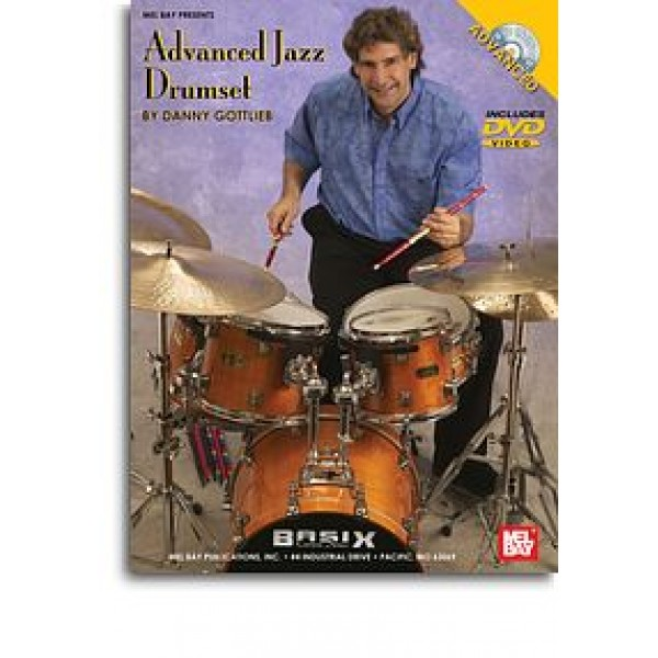 Advanced Jazz Drumset DVD by Danny Gottlieb