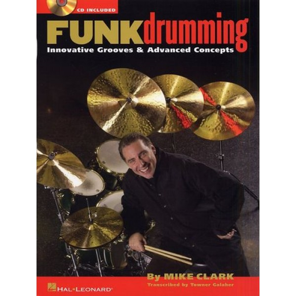 Funk Drumming by Mike Clark