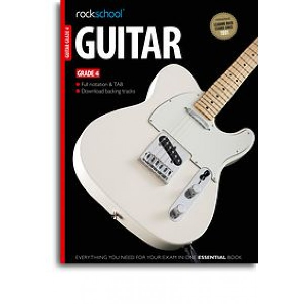 Rockschool Guitar - Grade 4 (2012-2018)