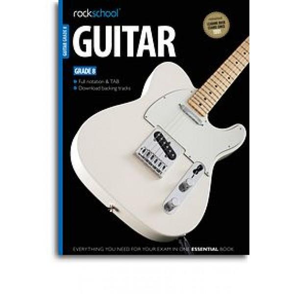 Rockschool Guitar - Grade 8 (2012-2018)