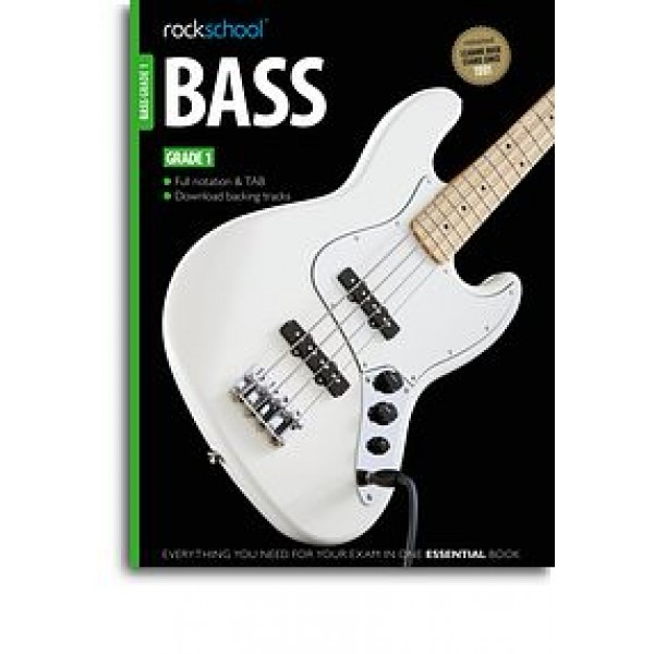 Rockschool Bass - Grade 1 (2012-2018)