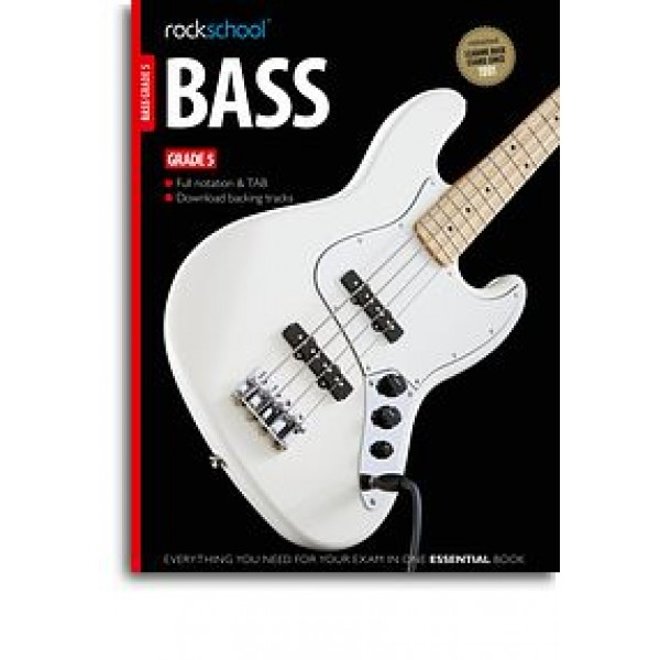 Rockschool Bass - Grade 5 (2012-2018)