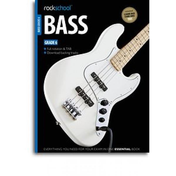 Rockschool Bass - Grade 6 (2012-2018)
