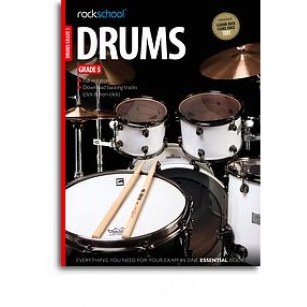 Rockschool Drums - Grade 5 (2012-2018)