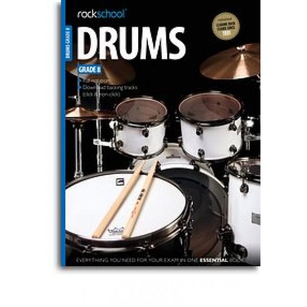 Rockschool Drums - Grade 8 (2012-2018)