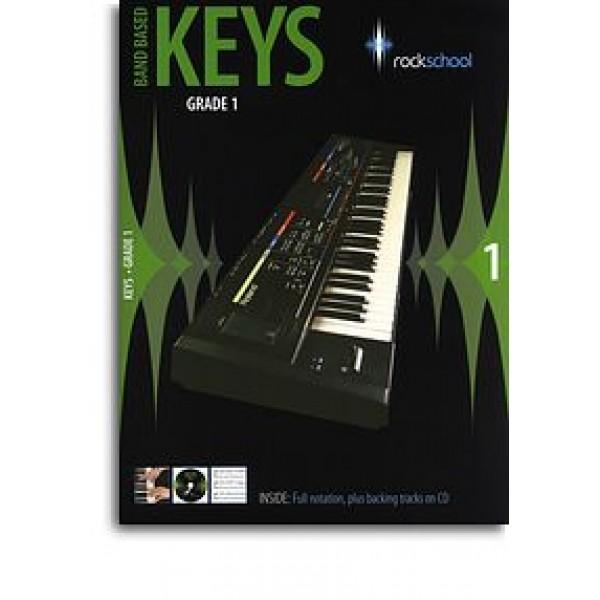Rockschool: Band Based Keys - Grade 1