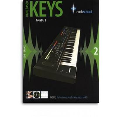 Rockschool: Band Based Keys - Grade 2