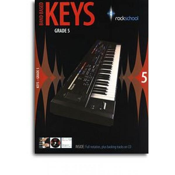 Rockschool: Band Based Keys - Grade 5
