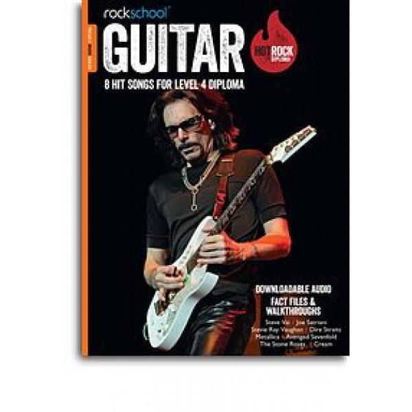 Rockschool: Hot Rock Guitar – Level 4 Diploma