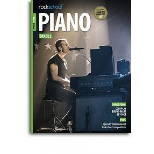 Rockschool Piano - Grade 2